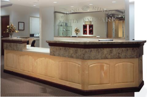 Eyecare Business Store Decor Senior Management