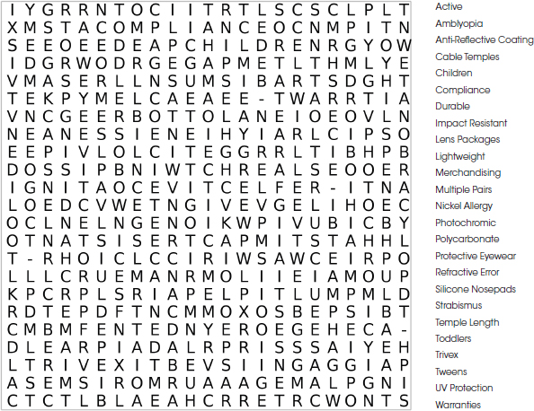 Very Hard Word Search Puzzles for Pinterest