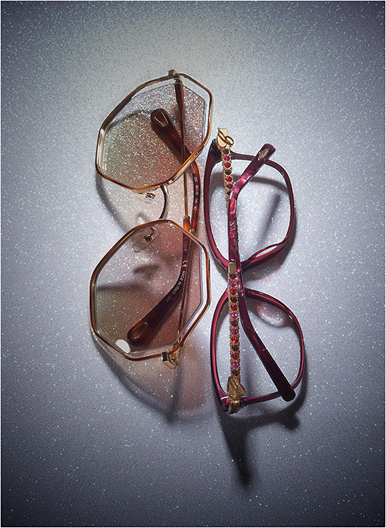 Suspended, In Style (from left):