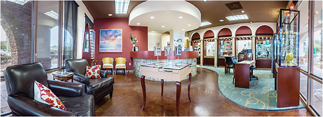 Griffin Optometric Group's Talega location