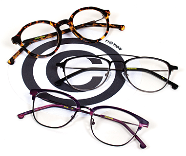FICTION styles Chant, Sail, and Beam by l.a.Eyeworks