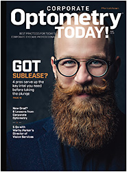 "In this issue of COT!, we reveal 4 O.D.s' unique ""I-wish-I-knew-before"" corporate optometry sublease advice bites."