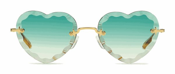 d082c3bb9b Chloé eyewear from Marchon Eyewear revamps its iconic Rosie sunglass style  (CE150S)