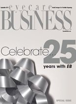 Celebrate ... 25 years with EB