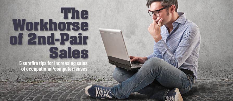THE WORKHORSE OF 2ND-PAIR SALES